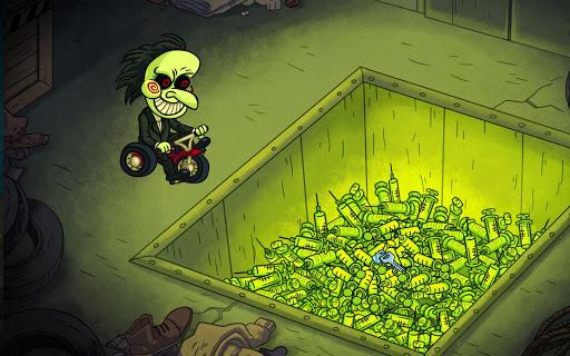 Troll Face Quest: Horror apkpoly screenshots 13