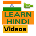 Learn Hindi by Videos icon