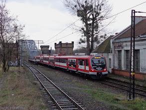 Photo: ED72-020 (Arriva), Toruń Wschodni - Kaliska Kujawskie {Toruń Miasto; 2014-01-10}