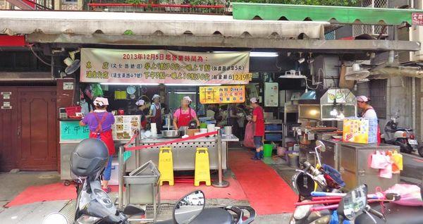 油庫口蚵仔麵線-遠近馳名的超人氣麵線、香腸店