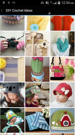 DIY Crochet Ideas Patterns
