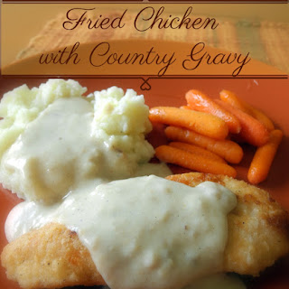 Fried Chicken with Country Gravy