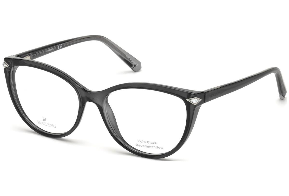 Buy Swarovski SK5245 C53 001 (shiny black / ) Frames | opti.fashion