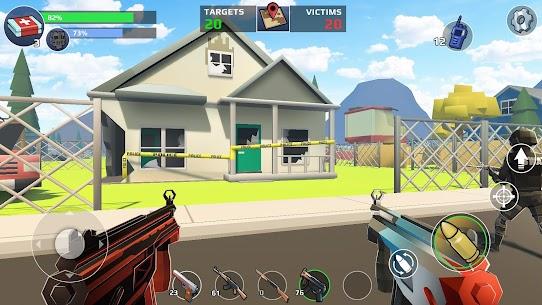 Battle Royale: FPS Shooter Mod 1.10.03 Apk [Unlimited Banknotes] 6