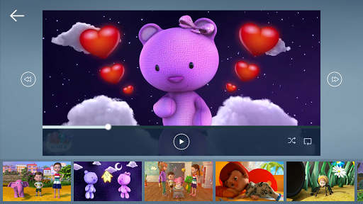 Nursery Rhymes Songs - HeyKids screenshot