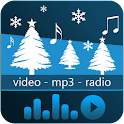 Christmas carols and songs icon