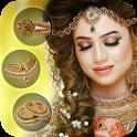 Exciting Women Jewellery Photo Editor icon