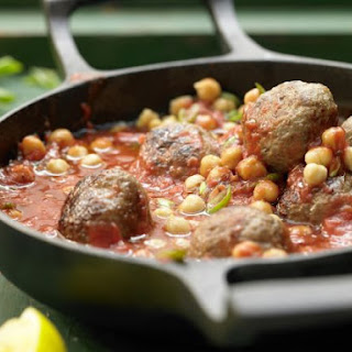 Lamb Meatball Stew