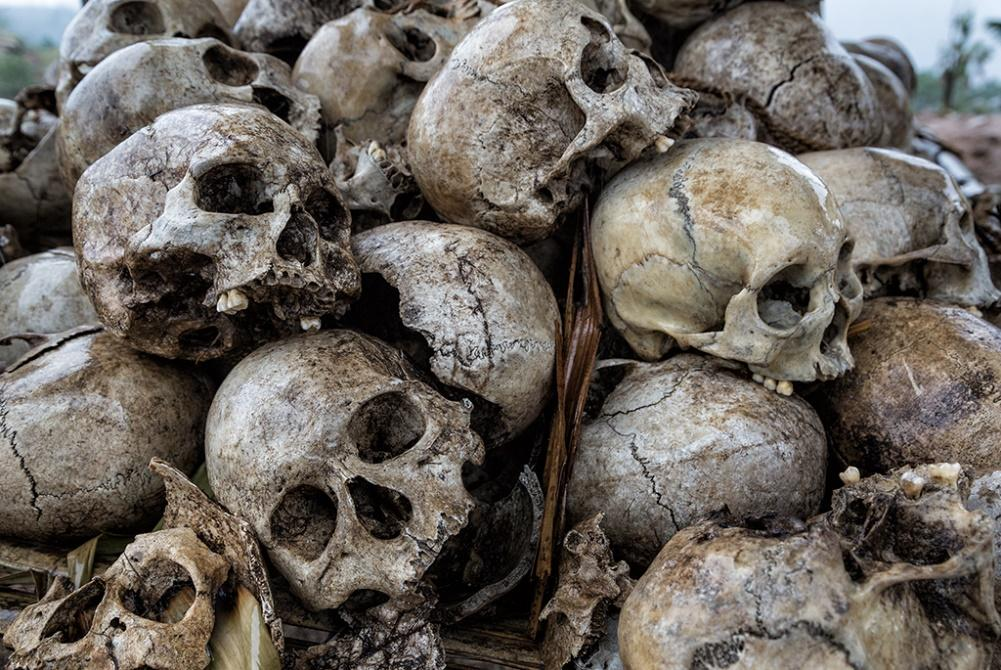 Image result for pile of skulls photos