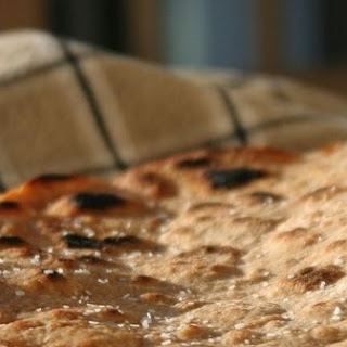 Whole Wheat Olive Oil Naan