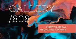 Gallery Re-opening - Facebook Event Cover item