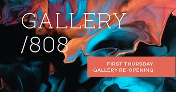 Gallery Re-opening - Facebook Event Cover template