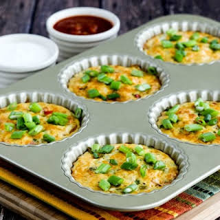 Southwestern Crustless Breakfast Tarts Recipe (Low-Carb, Gluten-Free).