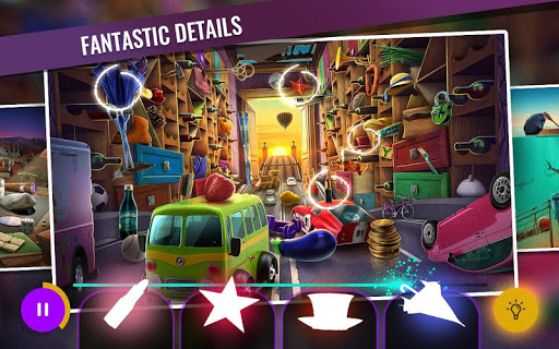Optical Illusions Hidden Objects Game 3.01 screenshots 4