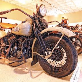 1974 Harley Davidson by Arvind Mallya - Transportation Motorcycles (  )