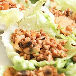 PF Changs Chicken Lettuce Wraps.