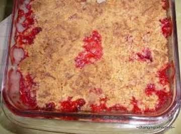 No Fuss Strawberry Shortcake