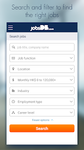 jobsDB Job Search v2.4.1