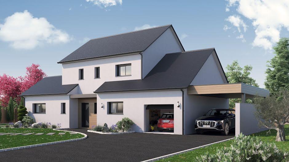 Vente maison 5 pièces 145 m² à Nouzilly (37380), 313 529 €