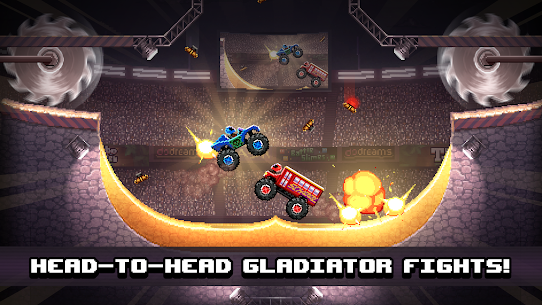 Drive Ahead Mod Apk 3.0.1 (Unlimited Gold+ Unlimited Coins) 1