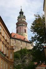 Photo: Czeski Krumlow - Wieża zamkowa