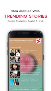 Flikk: Live News Tickr On LockScreen & Wallpapers- screenshot thumbnail