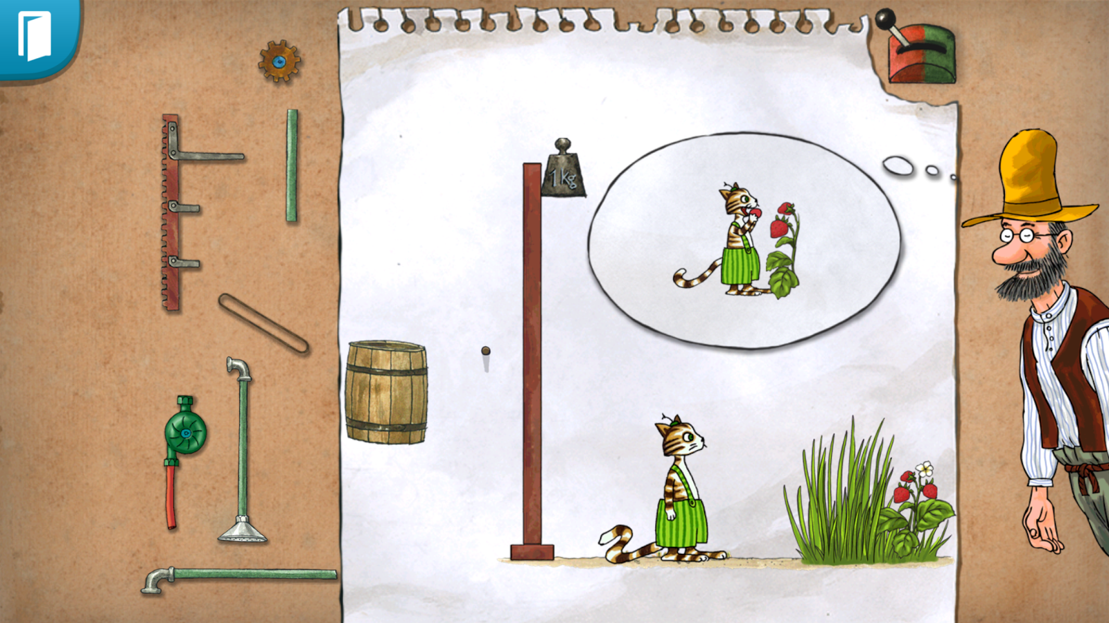 Pettson's Inventions- screenshot