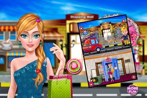 市商场购物游戏