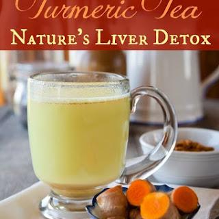 A Liver Detox Tea