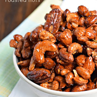 Herb Roasted Nuts Rosemary Recipes