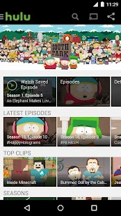 Hulu- screenshot thumbnail
