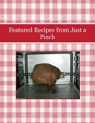 Featured Recipes from Just a Pinch