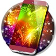 Neon Hearts Live Wallpaper apk