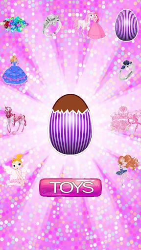 Surprise Eggs Princess Adorable  captures d'écran 1