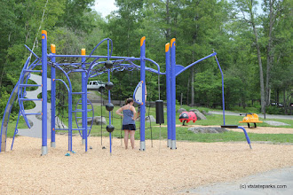 Photo: Great view of playground at Boulder Beach State Park