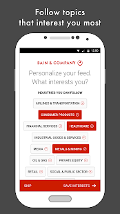 Bain Insights- screenshot thumbnail