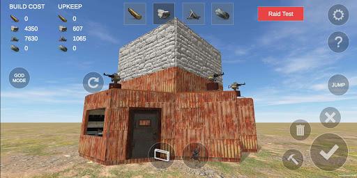 Blueprints - Rust unofficial base builder designer  screenshots 1