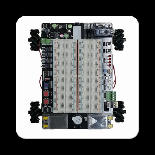 아두이노와 MCCT를 이용한 블루투스 자동차제어 工具 App LOGO-硬是要APP