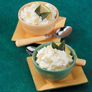 Pineapple Mallow Cream