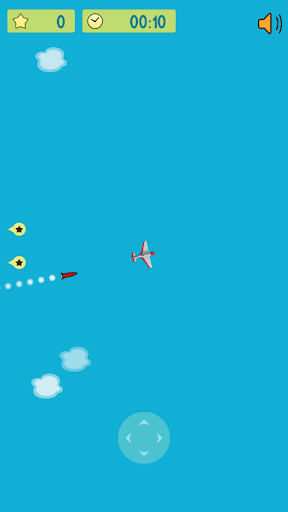 Plane escape missile - Attack missiles screenshot 4