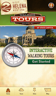Helena Walking Tours- screenshot thumbnail