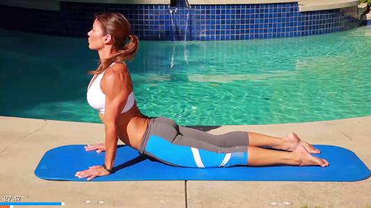 Yoga Core Workout screenshot 8