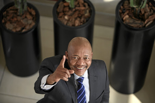 Principled stand: Dan Matjila, CEO of the Public Investment Corporation, has insisted on adhering to sound investment principles and standing up to looters. Rumour has it he is earmarked to be pushed out of office. Picture: SUNDAY TIMES