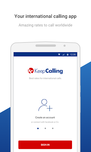 KeepCalling u2013 Best Calling App 3.6.2 gameplay | AndroidFC 1