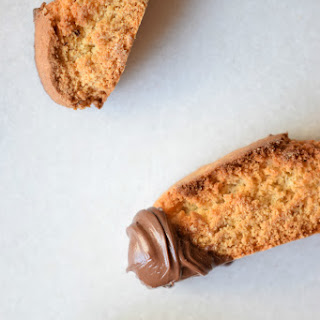 How to make Vanilla Biscotti - Easy step by step