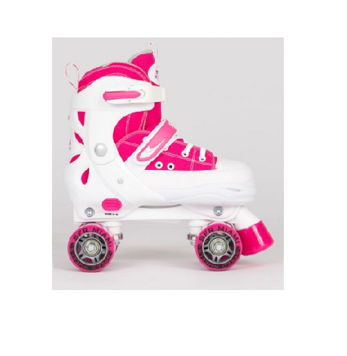 skates kids - SFR Quad Miami pink