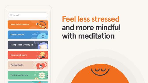 Headspace: Meditation & Sleep 3.43.0 screenshots 1