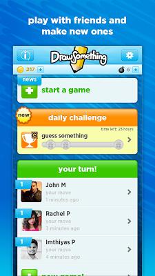 Draw Something Classic - screenshot