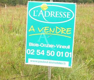 terrain à Ouchamps (41)