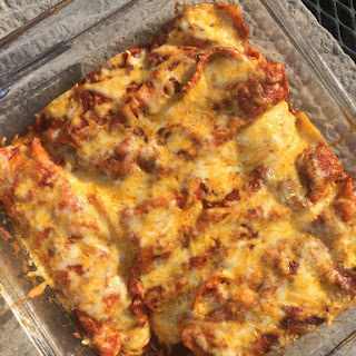 Chicken Enchiladas With Red Sauce Recipes